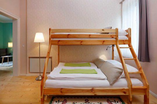 Kinderzimmer Ferienwohnung Ötscherbär